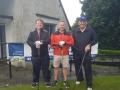 Team 1 - Mike Ramsbottom, Robert Wareing, Chris Peters