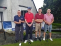 Team 3 - Mick Brown, Philip Pridmore, Mick Taylor, Cliff Harding