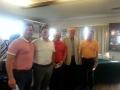Phil Ellwood, Timmy Tomlinson, Andrew Dugdale., GWL & Graeme Hogarth