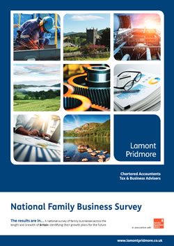 The National Family Business Survey – The results are in!